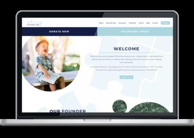 AHug Foundation Website