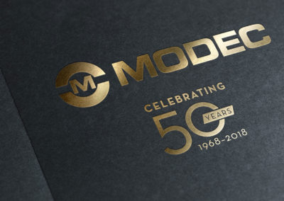 Modec 50th Anniversary