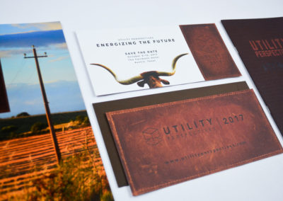 Utility Perspectives 2018 branding