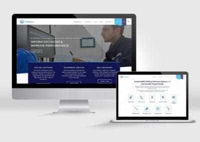 DrillScan Energy Website