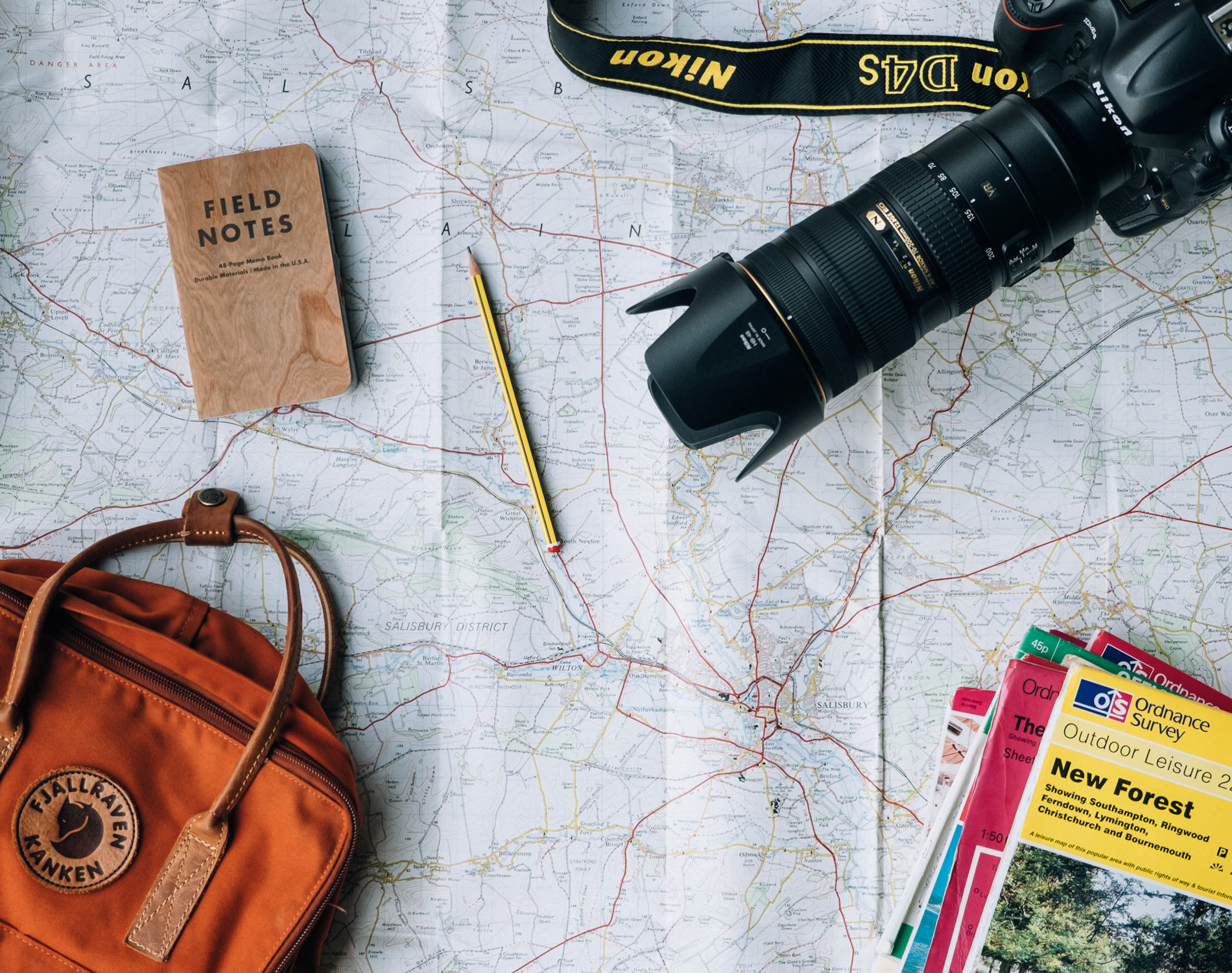 Traveling with your DSLR Camera
